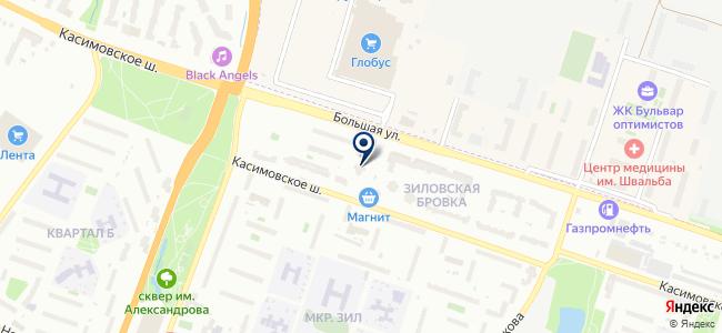 ЭЛЕКТРОТЕХКОМ, ООО на карте