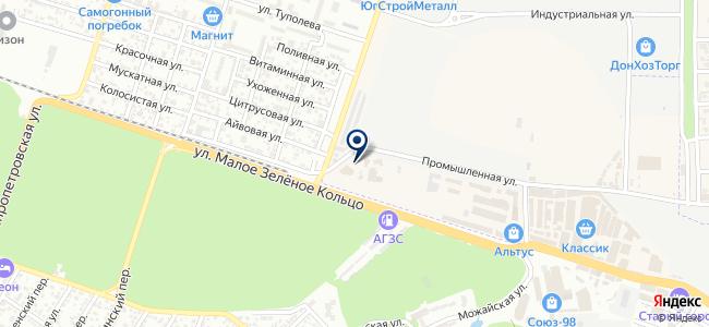 Магазин электронагревательного оборудования на Промышленной, 11 на карте