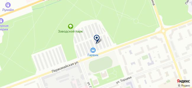 Autoel на карте
