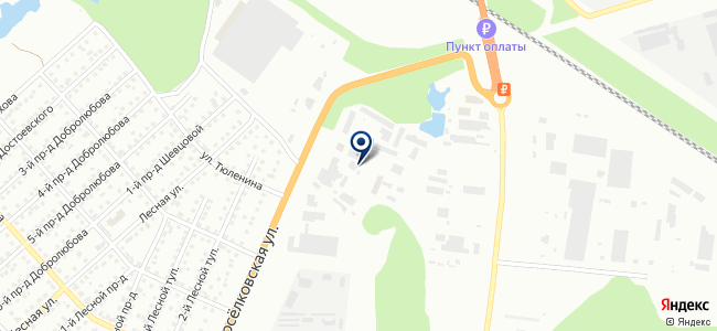 Электрика от А до Я, ООО на карте