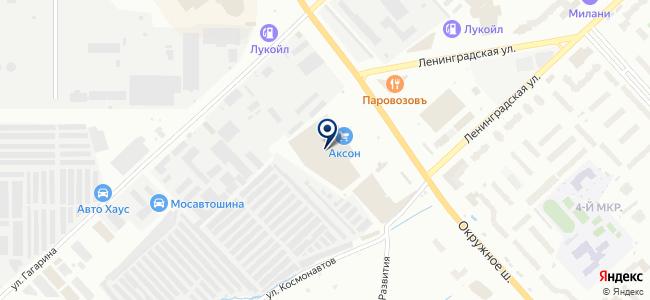 Вологда Монтаж Сигнал, ООО на карте