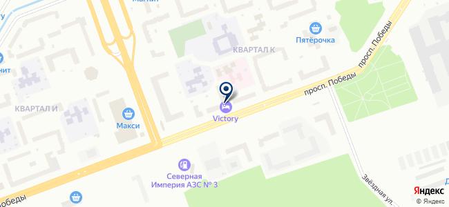 СеверАрхЭнерго, ООО, электромонтажная компания на карте