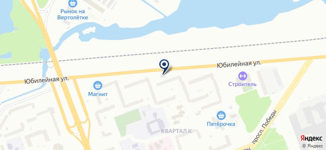 Тук-тук на карте