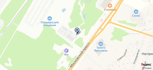 КИПмонтаж, ООО на карте