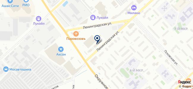Электропожсервис на карте