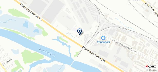 ЯрКабель, ООО на карте
