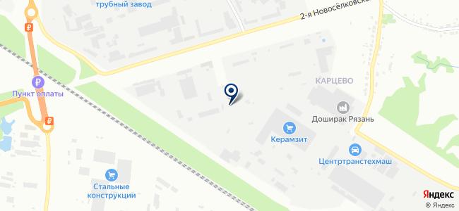 ОпораЛэп, ООО на карте