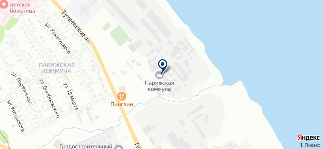 НордЭнергоСнаб, ООО на карте