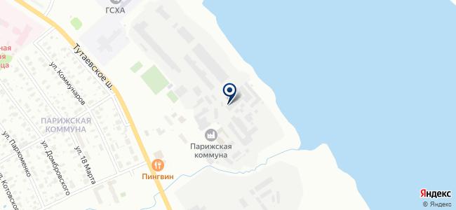 ИнтерТехСервис, торгово-сервисная фирма на карте