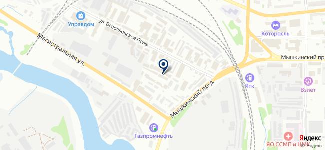 Мир Электрики, магазин, ООО Электроторг на карте