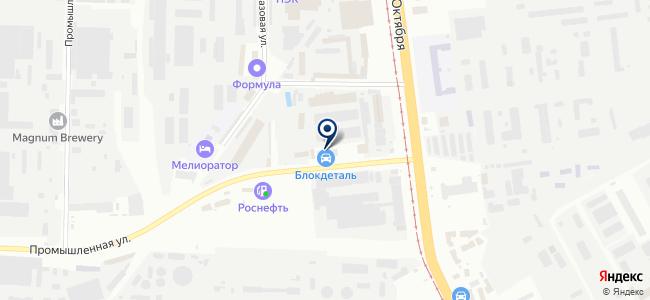 Сервистехснаб, ООО на карте