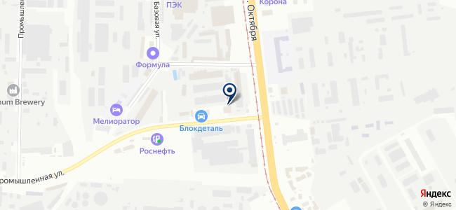 СВ проект, ООО, энергоаудиторская компания на карте
