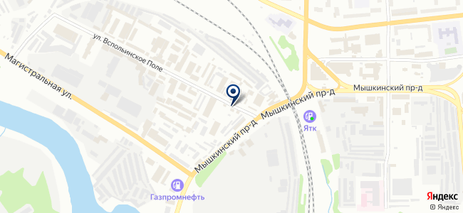 Ангстрем-ИП, ЗАО на карте