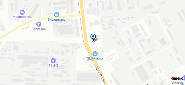 Лаборатория автомобильной электроники, автотехцентр на карте