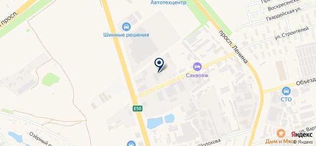 Кварта, ООО на карте