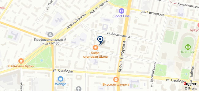 Энергопром-М, ООО на карте