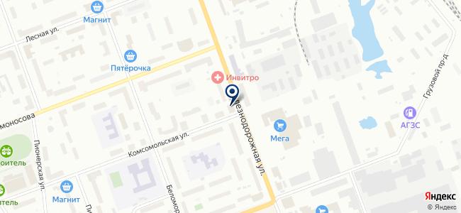 Электропромсервис на карте