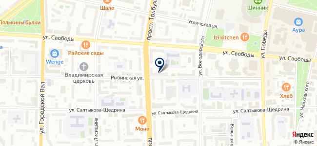 Элин-сервис на карте