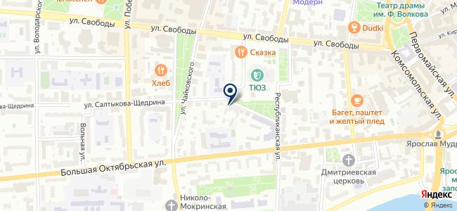 УниверсалСтройСервис на карте