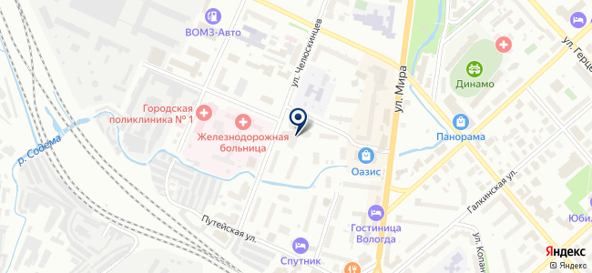 ЭНПРО, ЗАО на карте