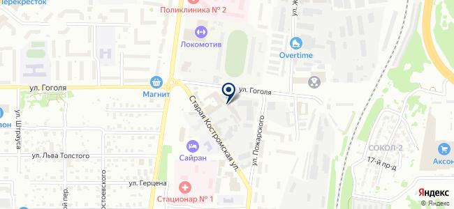 Ярстройметиз, ООО, торговый дом на карте