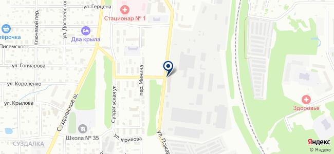 Метэнерго, многопрофильная компания на карте