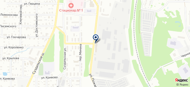 Группа Компаний ЭЛЬФ, ООО на карте