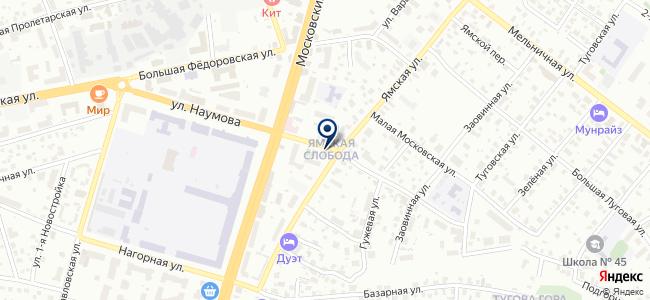 Электро-Нва, ООО на карте