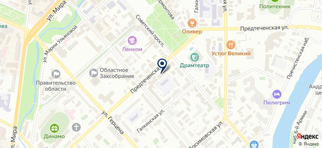 ВЭП, ООО на карте