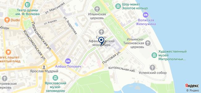 Скат, ООО, строительно-монтажная компания на карте