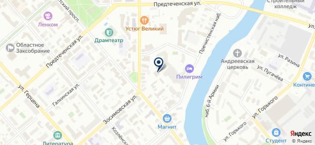 Теплогаз-Монтаж на карте