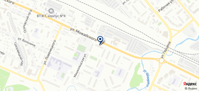 Ударник на карте