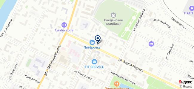АиС, ООО на карте