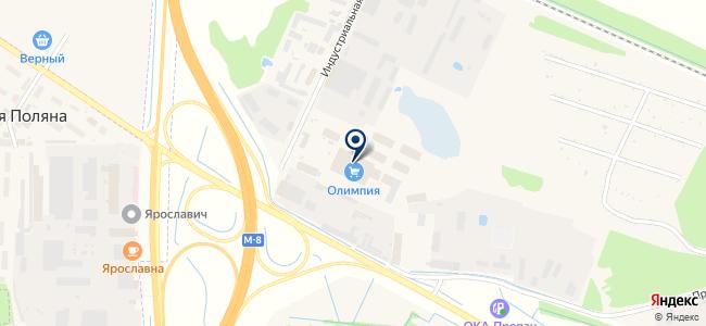 ЯрСИ, ООО на карте