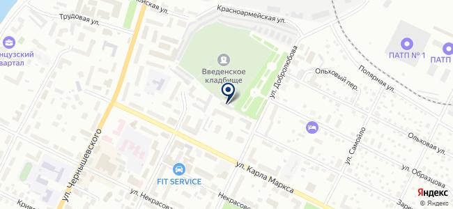 Смарс, ООО на карте