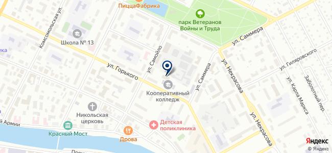 СтройТехКомплект на карте