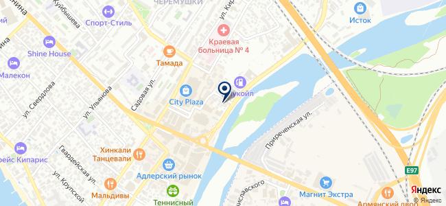 ИСТОК Дизайн на карте