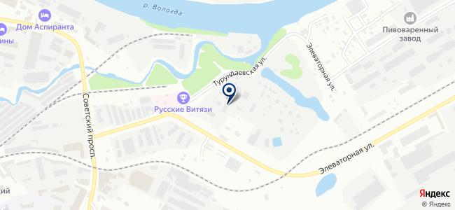 АТП-3, ЗАО на карте