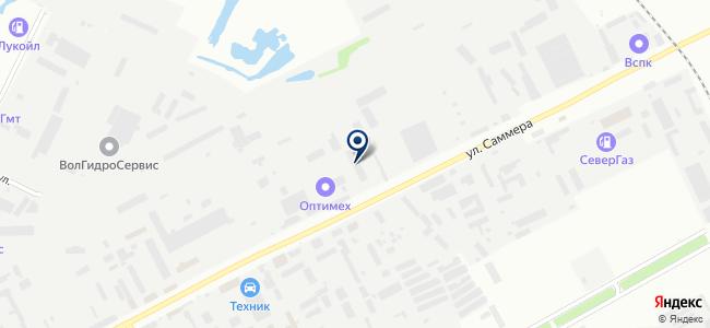 ЭнергоСетьПро на карте