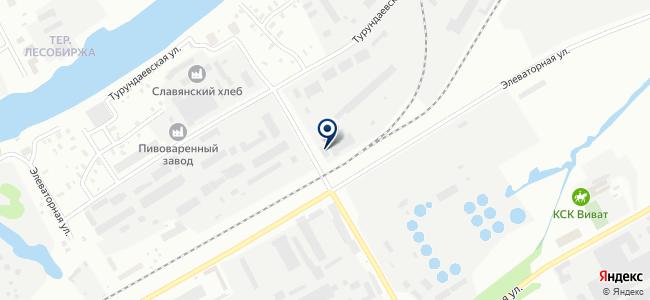 Вологдаэлектрогаз на карте