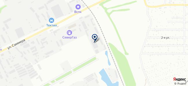 Монэл на карте