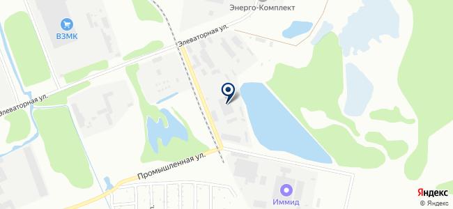 СПМК-4 на карте