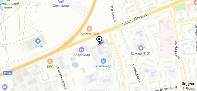 Проэкс, ООО на карте