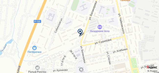 Депеша-Сервис, ООО на карте