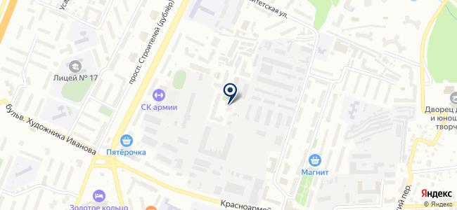 КСК-групп на карте