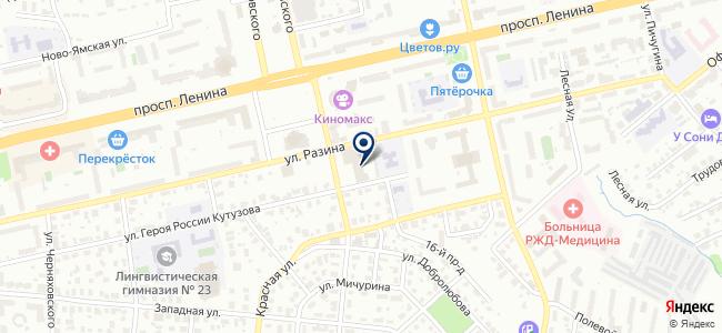 Техносервис-Владимир, ООО на карте