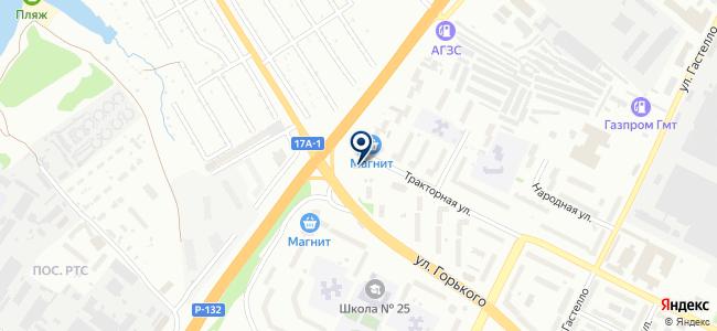 Владимирские инженерные коммуникации, ООО на карте