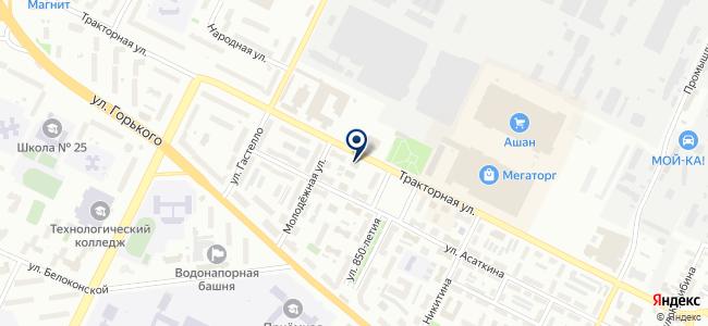 Владимирский центр кадастровых работ, ООО на карте