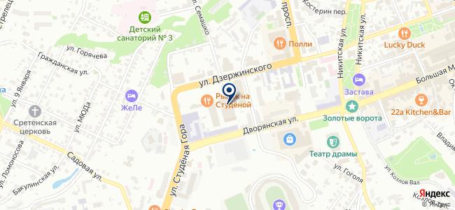 ИнтерТехСервис, ООО на карте
