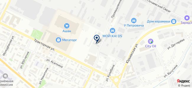 Насос33.рф на карте